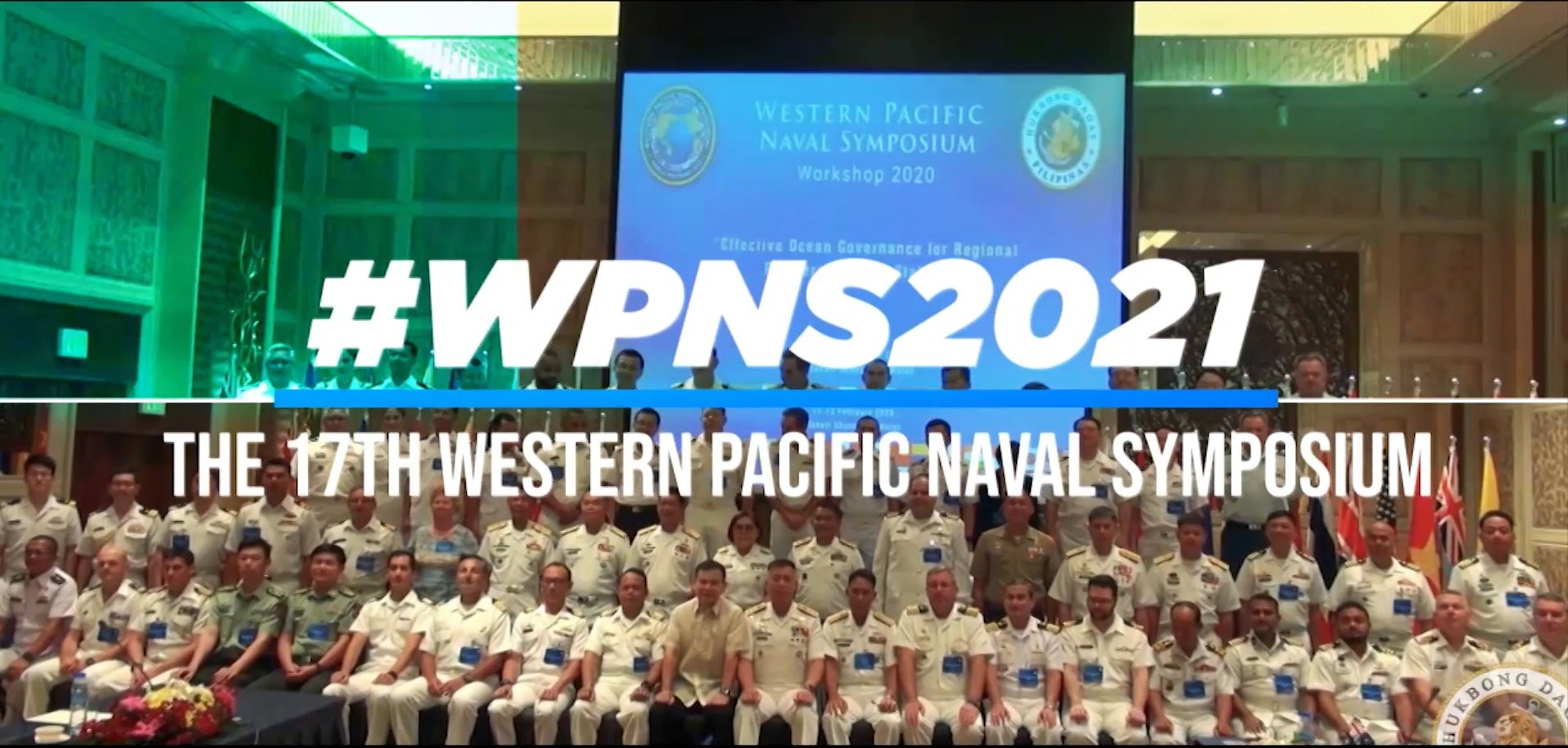 Image Title: 17th Western Pacific Naval Symposium teaser video